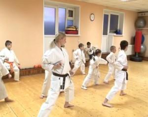 Boyci karate