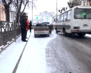 Pervyi sneg