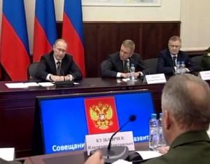 Putin posetil Ryazan
