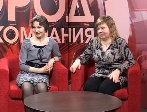 Larisa Nikolaenko i Ilvira Samarina