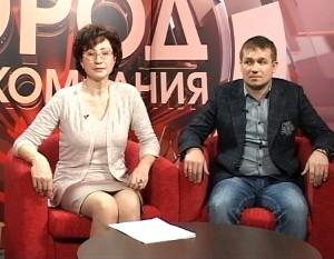 Natalia Haributova and Mikhail Mikhailov