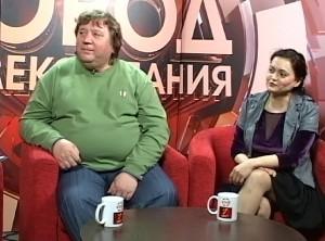 Sergei Kolotov i Zulaikho Kadirova