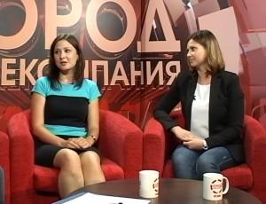 Julia Zavertyaeva and Olga Medvedev