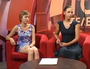 Svetlana Fokine and Anna Aksenov