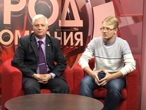 Vladimir Vasiliev and Timothy Timoshkin