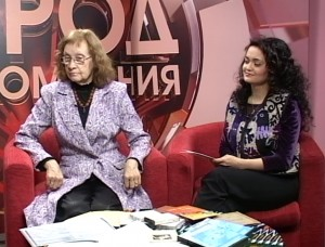 Zulaikho Kadirova and Flora Fakhrutdinov