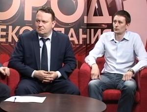 Oleg Sychev i Anton stebelev