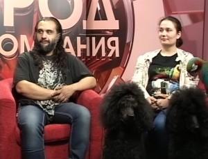 Rustam Abdullayev and Nelly Malinkin