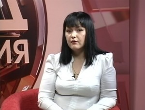 Maria Yushin