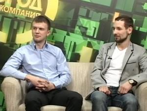 Kirill Shishkin and Alexander Maksimov