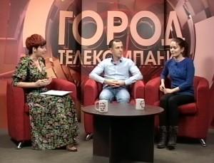 lya Panin and Maria Zharikova