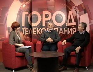 Vladimir Ledenev and Basil Shishkarev